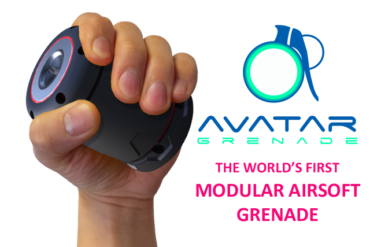 AVATAR GRENADE INDIEGOGO CROWDFUNDING CAMPAIGN 2016
